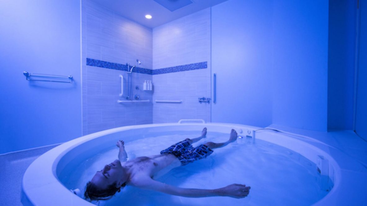 People With Anxiety Find Relief in Sensory Deprivation Tanks - Float ...